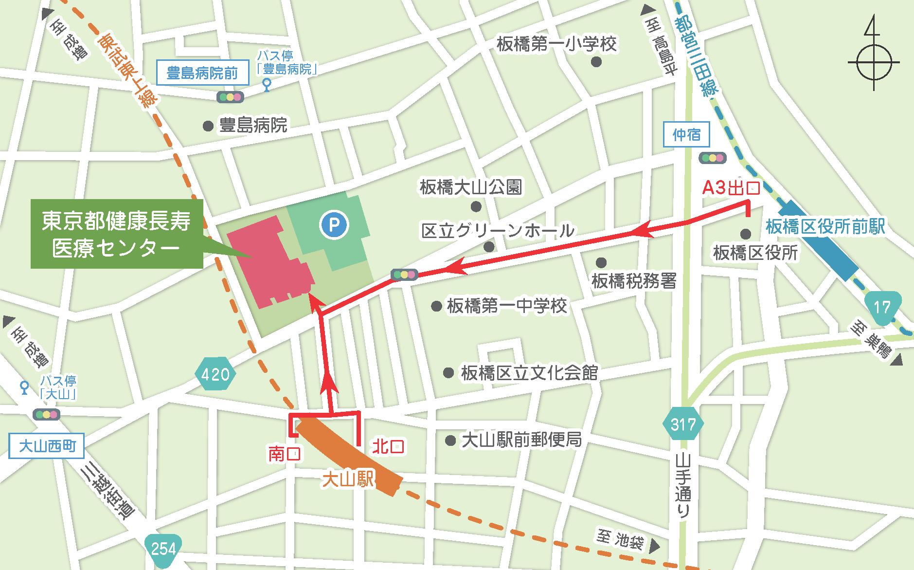 東京都健康長寿医療センター地図.png
