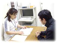入院患者様への服薬指導、持参薬確認