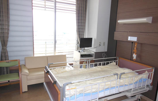 個室C 室内写真1