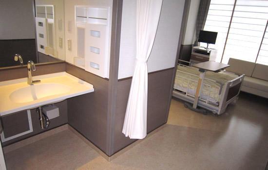 個室C 室内写真3