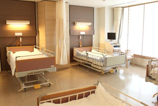 4床室 室内写真1