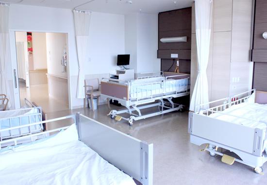 4床室 室内写真2