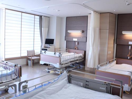 4床室 室内写真3