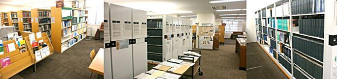 老年学情報センター(職員用図書館)